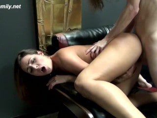 Mom Gets Fucked Hard By Her Son
