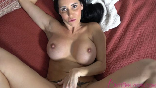 Butt3rflyforU – Mommy Needs Your Young Hard Penis