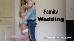 Diane Chrystall – Family Taboo Wedding