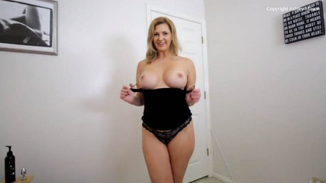 Ashley Mason – Mommy Son Creampie 3