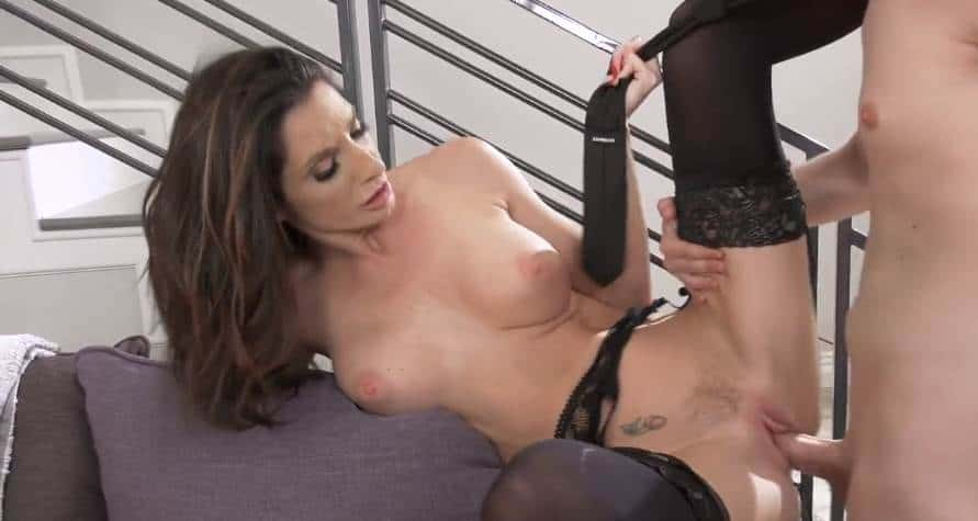 silvia saige step mom porn
