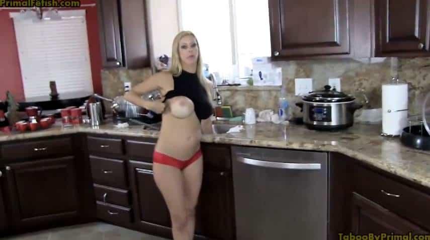 Big Tit Step Mom Massage
