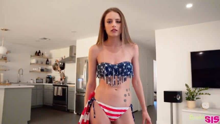 BrattySis Kyler Quinn – Sis Loves A Man In Uniform