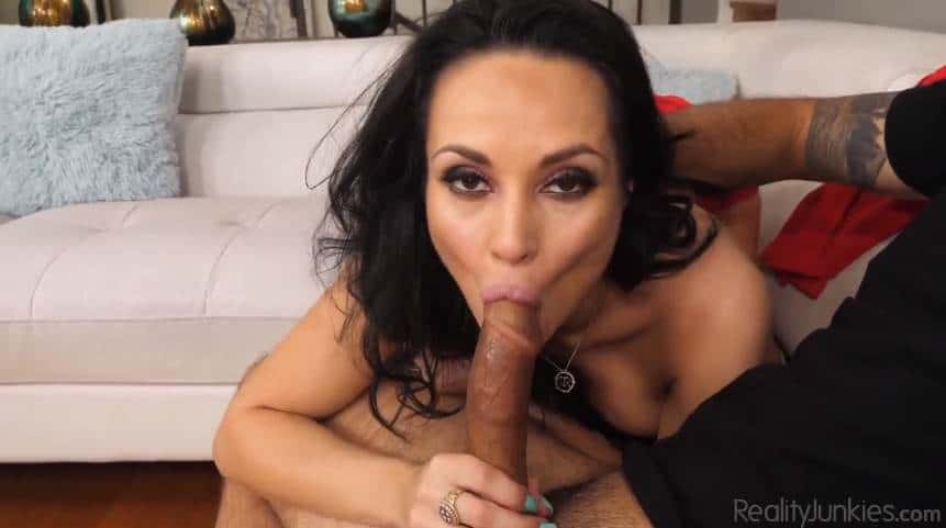 Crystal Rush – Naughty Stepmom!