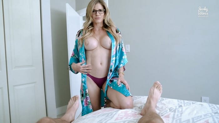 Cory Chase – Mom Catches Me Jerking Off