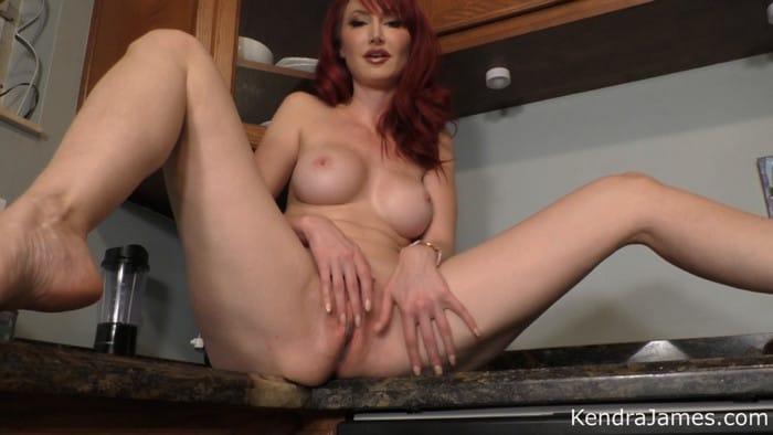 Kendra James – Welcome Home Honey
