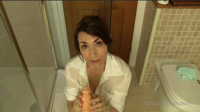 Tara Tainton – Let Me Show You How to Wash Your Cock