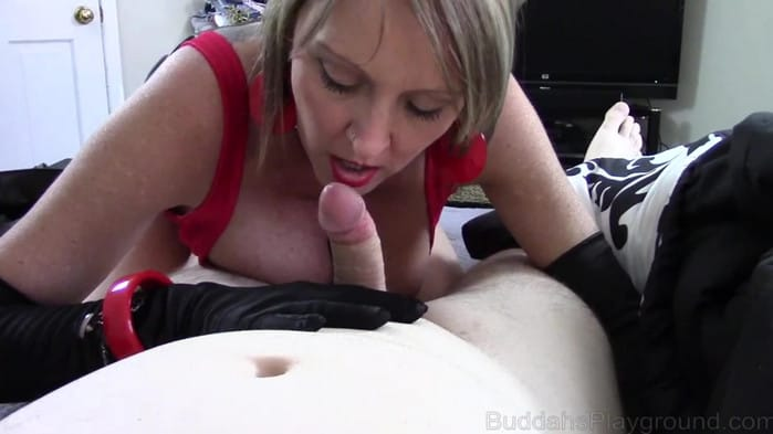 BuddahsPlayground – Cream Pie for Mommy's Pussy