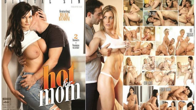 Dee Williams, Cory Chase, Becky Bandini, Sovereign Syre – Hot For Mom 2020
