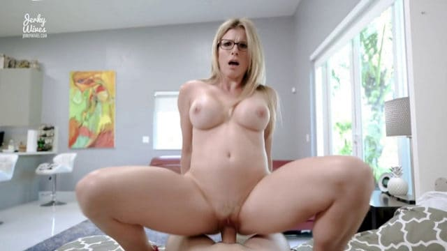 Cory Chase – Caught Jerking Off To Step Mom's Social Media Account