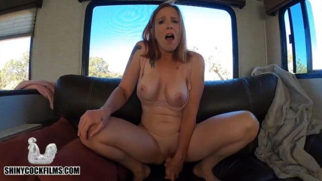 Jane Cane – Stepmom Begs Stepson for Sex
