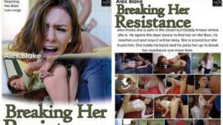 Alex Blake – Breaking Her Resistance
