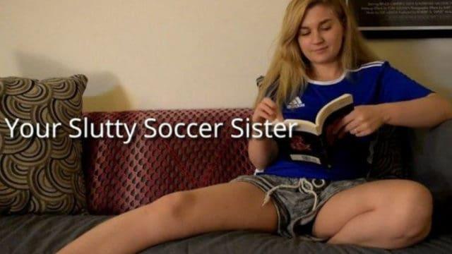 Jaybbgirl – Your Slutty Soccer Sister
